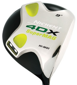 NICKENT 4DX SUPERMAG DRIVER