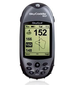 SKYCADDIE SG4 GPS RANGEFINDER