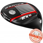 2017 TOUR EDGE EXOTICS EX10 DRIVER