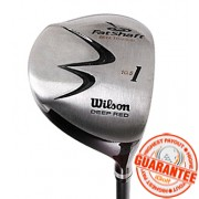 WILSON DEEP RED 425CC DRIVER