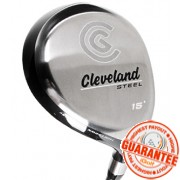 CLEVELAND LAUNCHER STEEL 2006 FAIRWAY WOOD