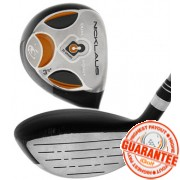 NICKLAUS DUAL POINT OFFSET FAIRWAY WOOD