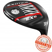 2017 TOUR EDGE EXOTICS EX10 FAIRWAY WOOD