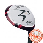 WILSON DEEP RED FAIRWAY WOOD