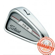 TITLEIST 775.CB IRON (STEEL SHAFT)