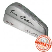 CLEVELAND 588P SQUARE GROOVES IRON (STEEL SHAFT)