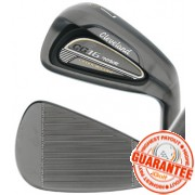 CLEVELAND CG16 TOUR BLACK PEARL IRON (GRAPHITE SHAFT)
