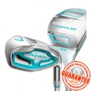2013 LADIES COBRA BAFFLER HYBRID COMBO IRON (GRAPHITE SHAFT)