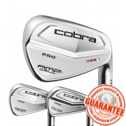 Cobra AMP Cell Pro Iron (Graphite Shaft)