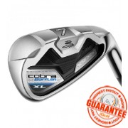 Cobra Baffler XL Iron (Steel Shaft)