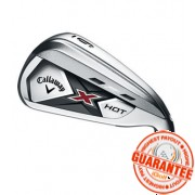 2013 CALLAWAY X HOT IRON (STEEL SHAFT)