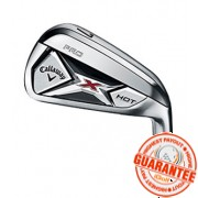 2013 CALLAWAY X HOT PRO IRON (STEEL SHAFT)