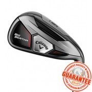 2015 Callaway Big Bertha Iron (Steel Shaft)