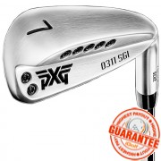 2018 PXG 0311SGI GEN2 CHROME IRON SET STEEL SHAFT