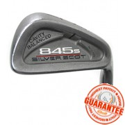 TOMMY ARMOUR 845S SILVER SCOT IRON (STEEL SHAFT)