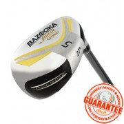 TOUR EDGE BAZOOKA JMAX GOLD IRON-WOOD IRON (GRAPHITE SHAFT)