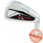 TOUR EDGE EXOTICS CU IRON (GRAPHITE SHAFT)