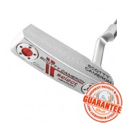 2014 CAMERON SELECT SILVER MIST NEWPORT PUTTER