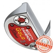2014 SCOTTY CAMERON GOLO 3 SILVER MIST PUTTER