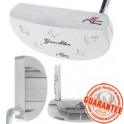 Never Compromise GAMBLER STRAIGHT PUTTER