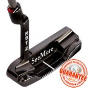 SEE MORE DB4 CS GUNMETAL PUTTER