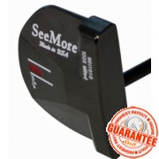 SEE MORE PRIVATE RESERVE BLACK M5X PUTTER