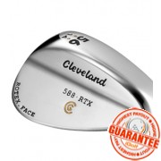 2013 CLEVELAND 588 RTX SATIN CHROME WEDGE