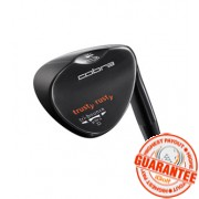 COBRA TRUSTY RUSTY BLACK PVD WEDGE