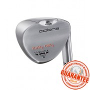 COBRA TRUSTY RUSTY SATIN WEDGE