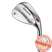 2017 TAYLORMADE MILLED GRIND SATIN CHROME WEDGE
