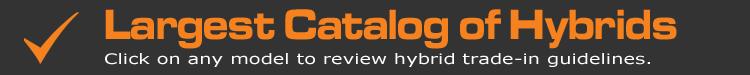 Largest Catalog of Hybrids