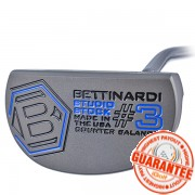 2018 BETTINARDI STUDIO STOCK 3 COUNTERBALANCE PUTTER
