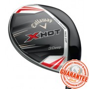 Callaway X Hot 3Deep Fairway Wood