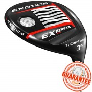 2017 TOUR EDGE EXOTICS EX10 BETA FAIRWAY WOOD