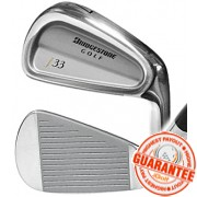 BRIDGESTONE J33 FORGED CAVITY BACK IRON (STEEL SHAFT)