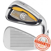 CLEVELAND CG GOLD IRON (GRAPHITE SHAFT)