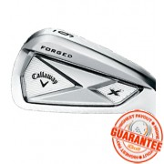 2013 CALLAWAY X FORGED IRON (STEEL SHAFT)
