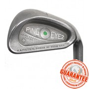 PING EYE 2 PLUS IRON (GRAPHITE SHAFT)