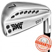 2018 PXG 0311P GEN2 CHROME IRON SET STEEL SHAFT