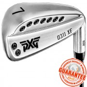 2018 PXG 0311XF GEN2 CHROME IRON SET GRAPHITE SHAFT