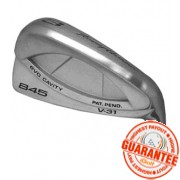 TOMMY ARMOUR 845S EVO V-31 IRON (STEEL SHAFT)