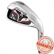 2015 TOUR EDGE EXOTICS E8 IRON (STEEL SHAFT)