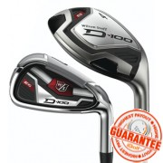 Wilson Staff D100 ES HYBRID IRON SET