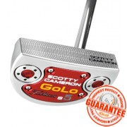 2014 SCOTTY CAMERON GOLO S5 SILVER MIST PUTTER