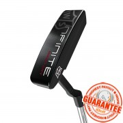 WILSON STAFF INFINITE WINDY CITY BLACK PUTTER