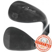 ADAMS PUGLIELLI BLACK WEDGE