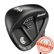 Cleveland 588 RTX 2.0 CB Black Satin Wedge