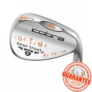 Cobra Tour Trusty LE Satin Wedge
