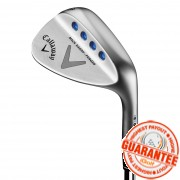 Callaway MACK DADDY FORGED SATIN CHROME Wedge
