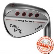 Callaway Mack Daddy 4 Platinum Chrome Wedge